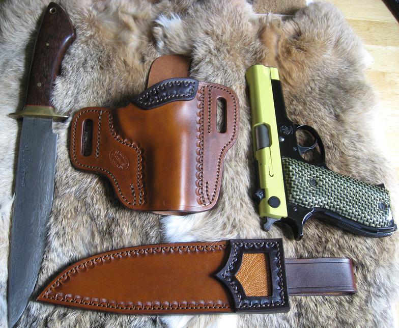 Bear River Holsters - Custom Gun Leather