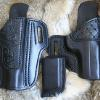 Tooled holsters